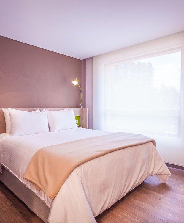 Quarto Estândar Hotel Mika